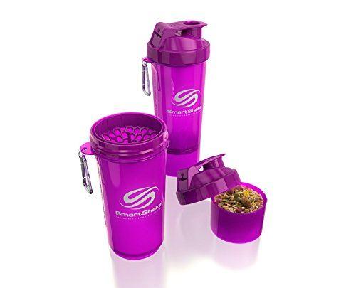 Picture of Smartshake Shaker Purple 600 ml
