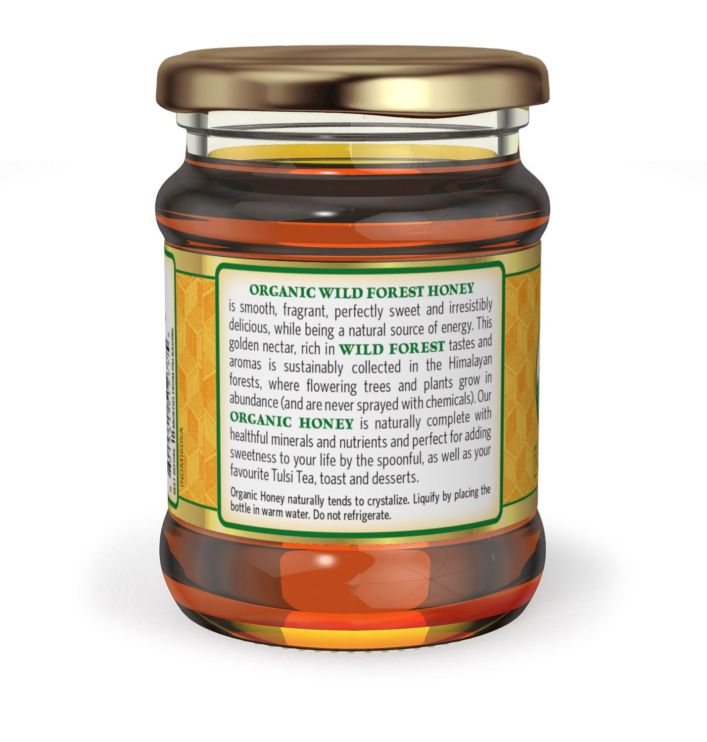 Picture of Organic India-  Honey wild Forest 250 Grams