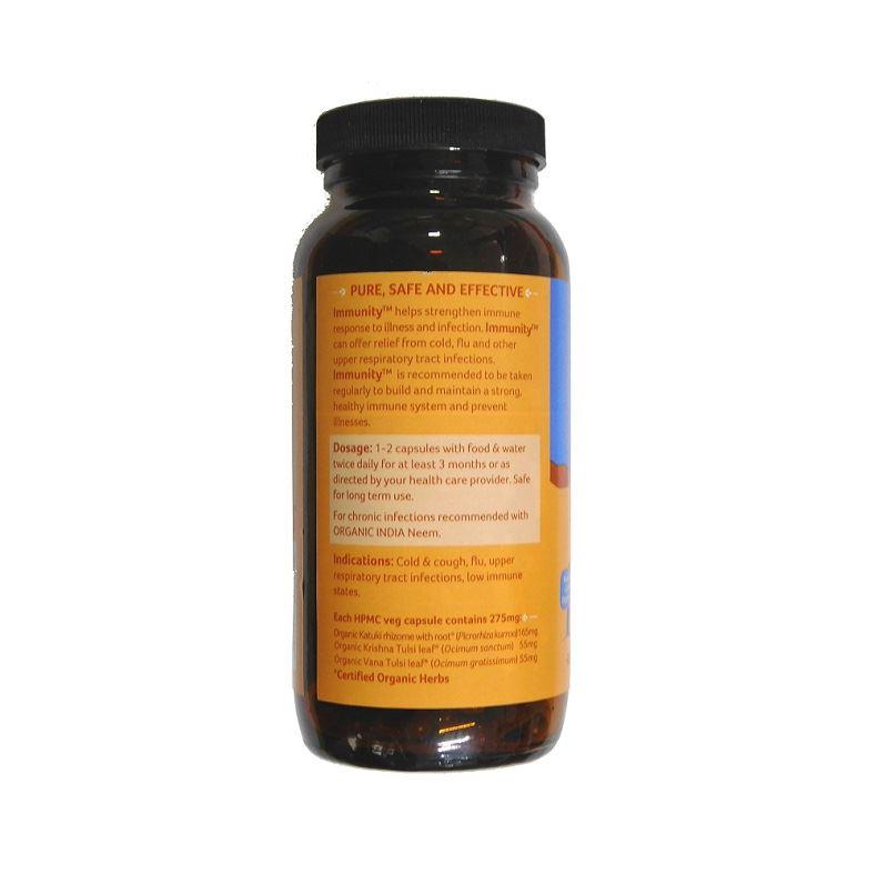 Picture of Organic India- Immunity 250 Capsules