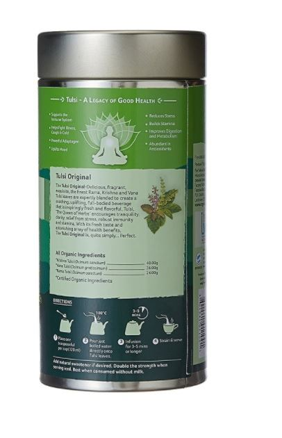 Picture of Organic India- Tulsi Original 100 Grams