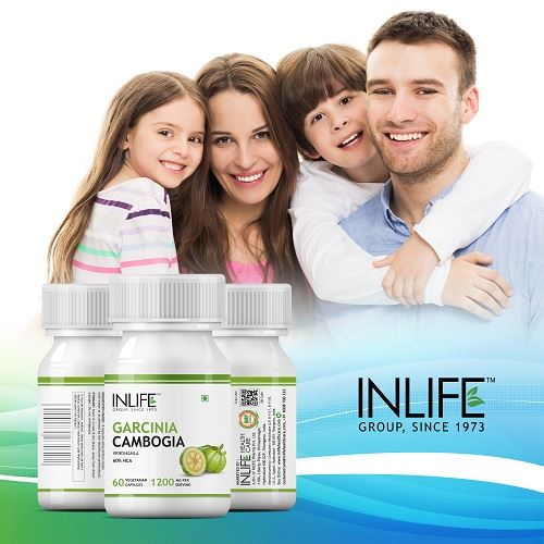 Picture of INLIFE- Garcinia Cambogia Extract 500mg 60 Caps