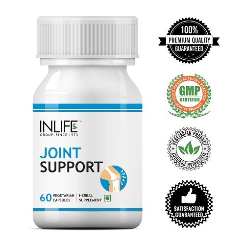 Picture of INLIFE- Joint Support 60 Caps