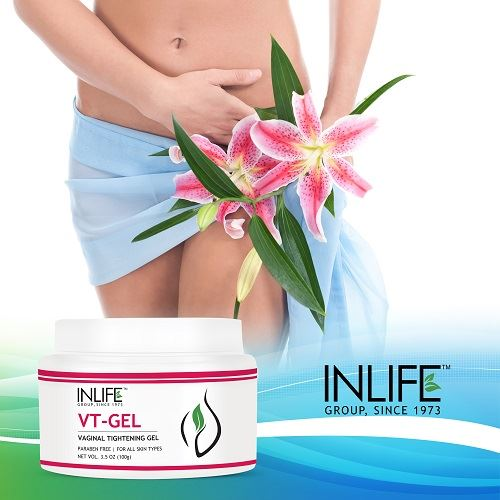 Picture of INLIFE- Vaginal Tightening Gel 100 gm