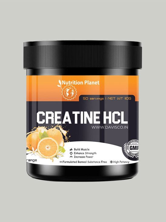 Picture of Nutrition Planet - Creatine HCL Orange 110g
