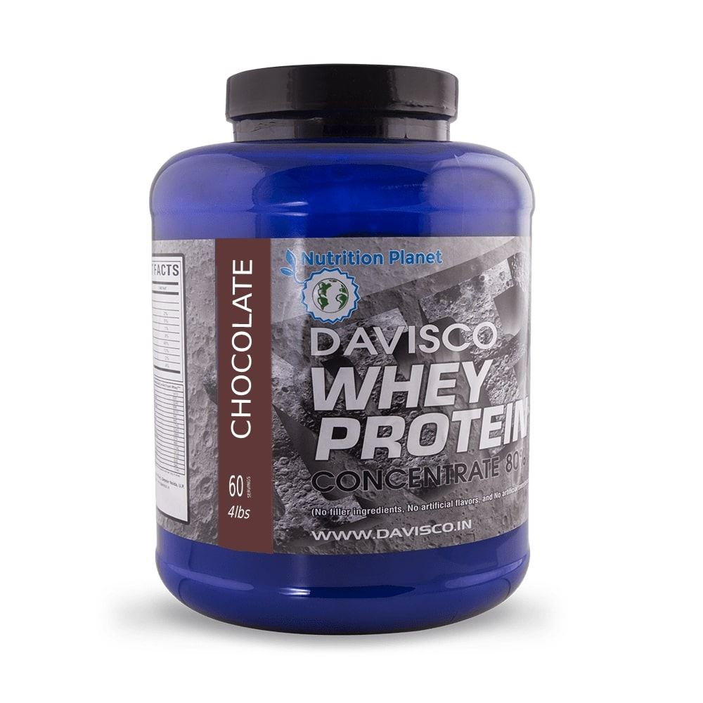 Picture of Nutrition Planet - Davisco Whey Protein Chocolate 4 lbs