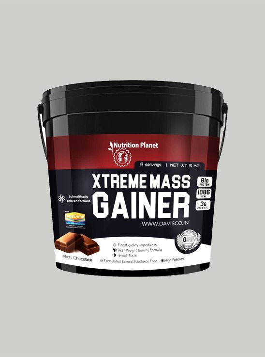 Picture of Nutrition Planet - Xtreme Mass Gainer Chocolate 5 kg