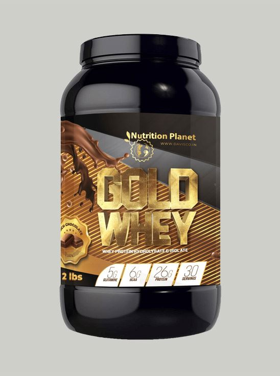 Picture of Nutrition Planet - Gold Whey With Added DigeZyme 2 lbs