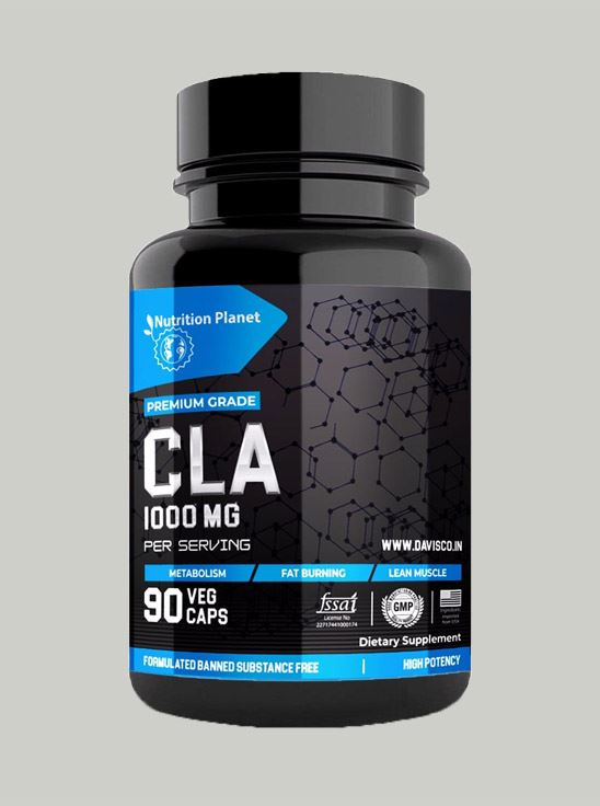 Picture of Nutrition Planet - CLA 90 Capsules