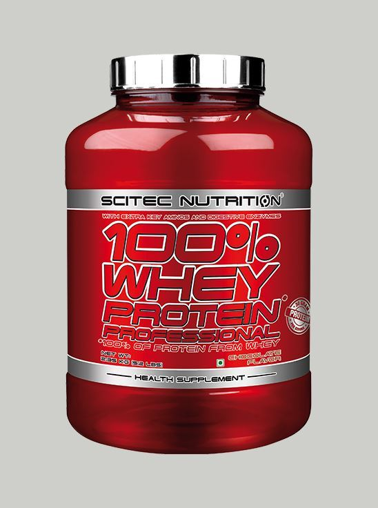 Picture of Scitec 100% Whey Protein Professional Chocolate 5.2 lbs (Short Shelf Life)