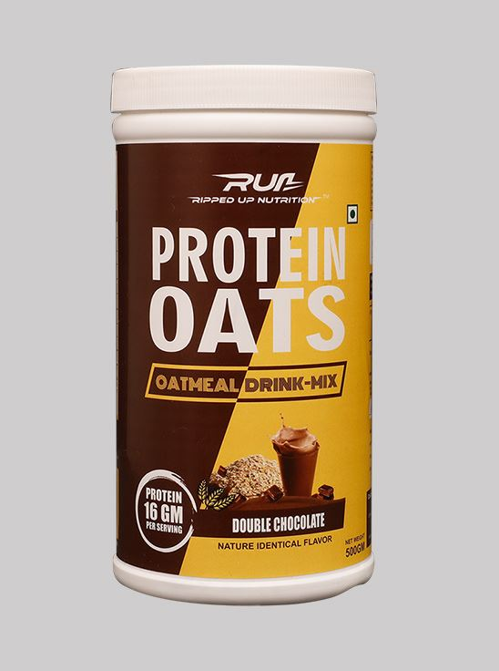 Picture of Ripped Up Nutrition Protein Oats Chocolate 500g