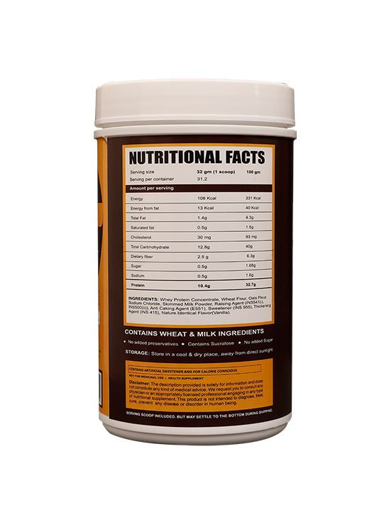 Picture of Ripped Up Nutrition Protein Pancake Mix Original 1kg