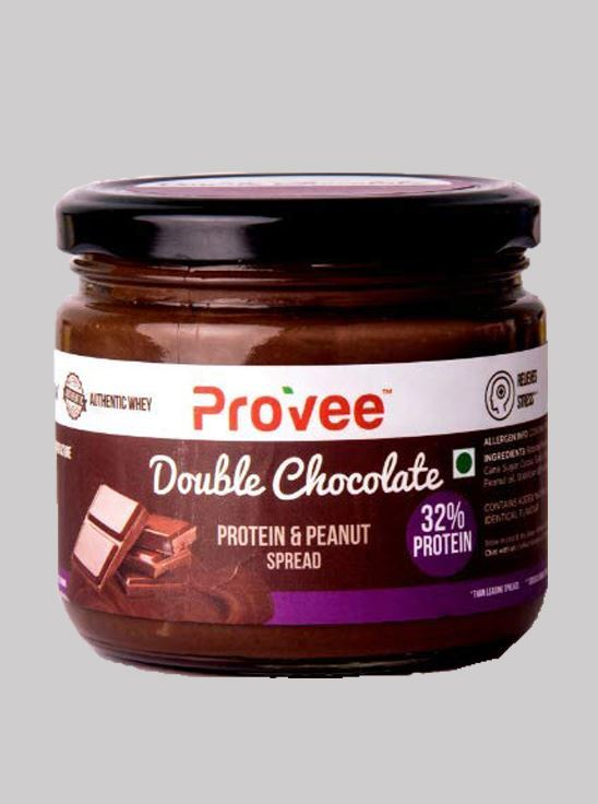 Picture of Provee High-Protein Peanut Butter Spread Double Chocolate 270g