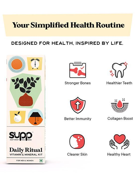 Picture of Supp Daily Ritual For Skin, Bones and Immunity
