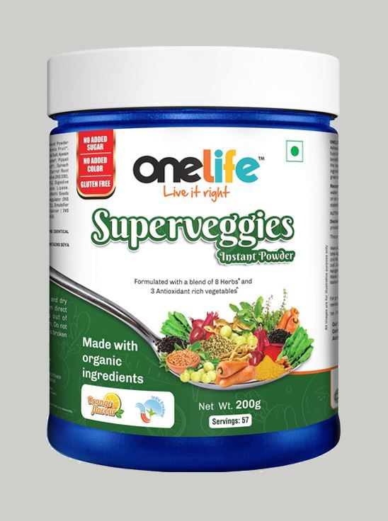 Picture of Onelife Superveggies Instant Powder For daily health 200g