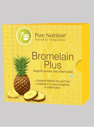 Picture of Pure Nutrition Bromelain Plus 15 Sachets