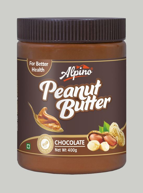 Picture of Alpino Peanut Butter Chocolate Gluten Free / Non-GMO 400g