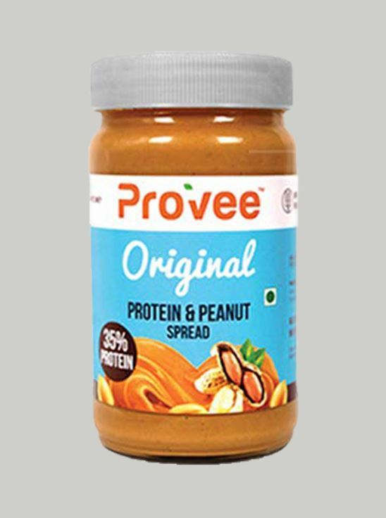 Picture of Provee High-Protein Natural Original Peanut Butter Spread Unsweetend 425g