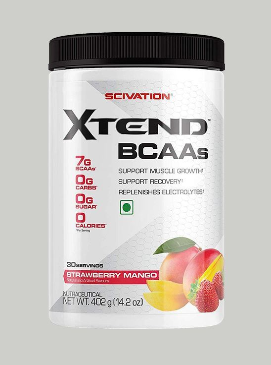 Picture of Scivation - Xtend BCAA Strawberry Mango 30 Servings 431gm