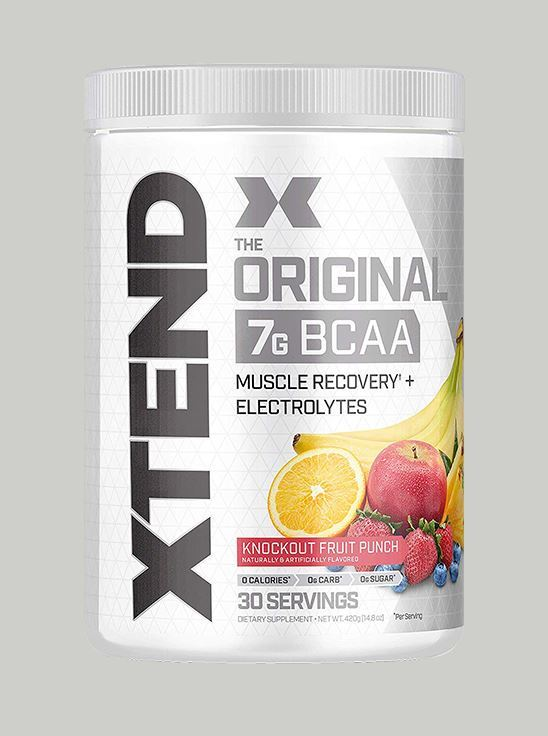 Picture of Scivation - Xtend Knockout Fruit Punch 30 Servings