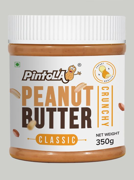 Picture of Pintola Classic Peanut Butter Crunchy 350gm