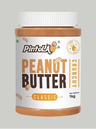 Picture of Pintola Classic Peanut Butter Crunchy 1kg