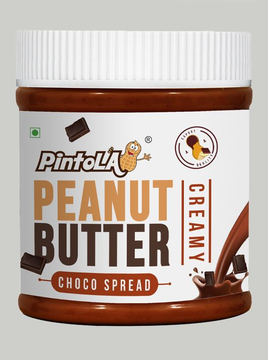Picture of Pintola Choco Spread Peanut Butter Creamy 350gm