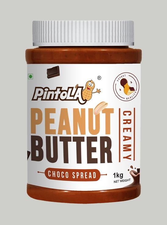 Picture of Pintola Choco Spread Peanut Butter Creamy 1kg