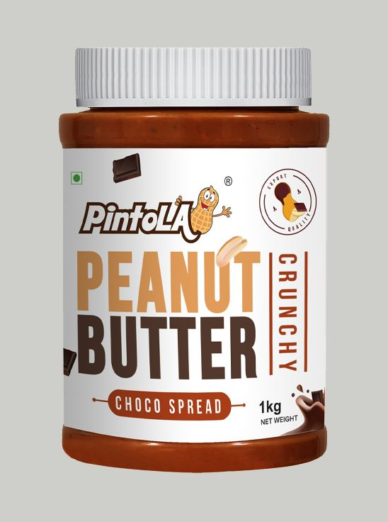 Picture of Pintola Choco Spread Peanut Butter Crunchy 1kg