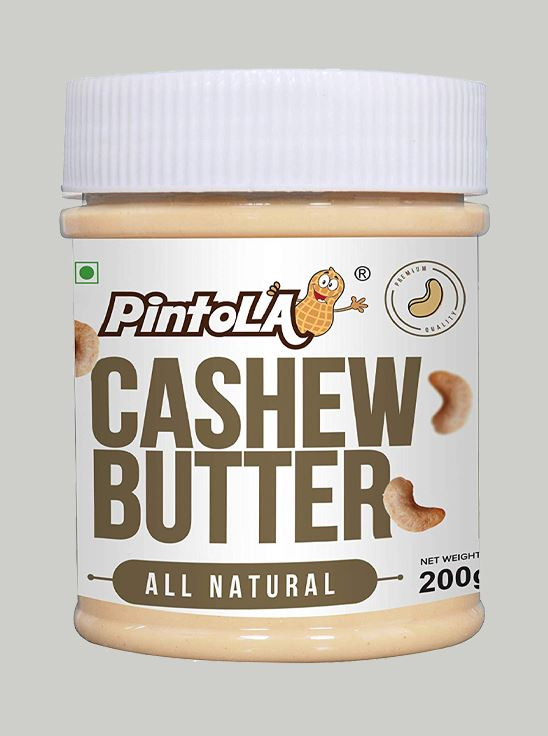 Picture of Pintola All Natural Cashew Butter Unsweetened 200gm