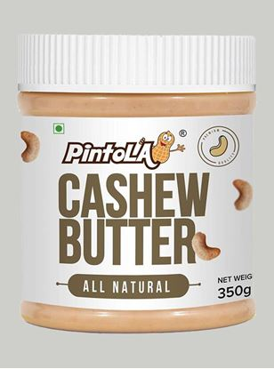 Picture of Pintola All Natural Cashew Butter Unsweetened 350gm