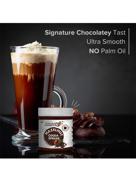 Picture of Pintola Hazelnut Cocoa Spread 200gm
