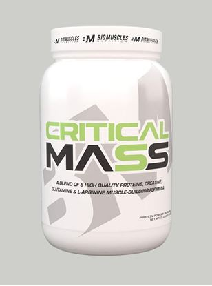 Picture of Bigmuscles Nutrition Critical Mass Cookie & Cream 2.2 lbs