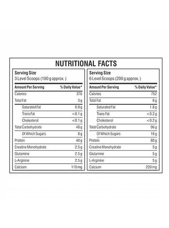 Picture of Bigmuscles Nutrition Critical Mass Cookie & Cream 6 lbs