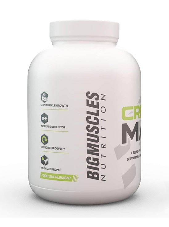 Picture of Bigmuscles Nutrition Critical Mass Malt Chocolate 6 lbs
