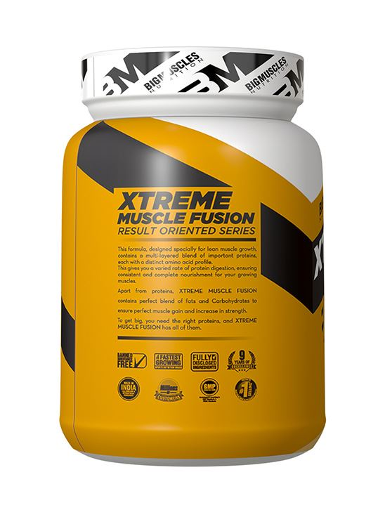 Picture of Bigmuscles Nutrition Xtreme Muscle Fusion Cookie & Cream 2.2 lbs