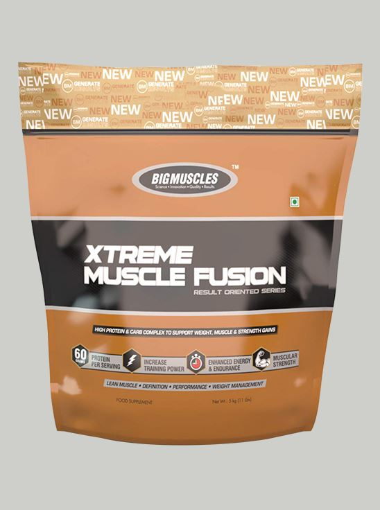 Picture of Bigmuscles Nutrition Xtreme Muscle Fusion Cookie & Cream 11 lbs