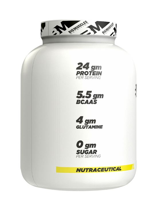 Picture of Bigmuscles Nutrition Superior Whey Protein Cafe Latte 4.4 lbs