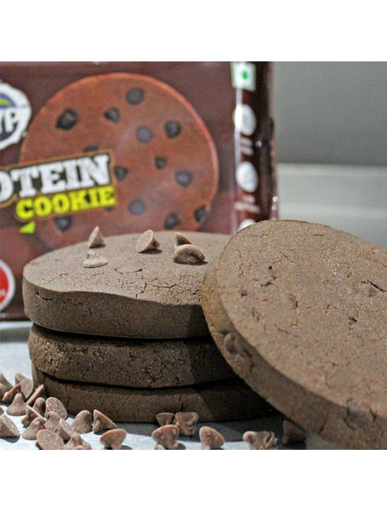 Picture of HYP Protein Cookies Double Chocolate Pack of 6