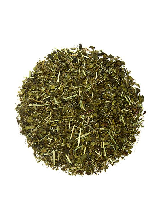 Picture of Sorich Organics Spearmint Green Tea Antioxidants Rich Detox Tea To Refresh Your Mind 100 Gm