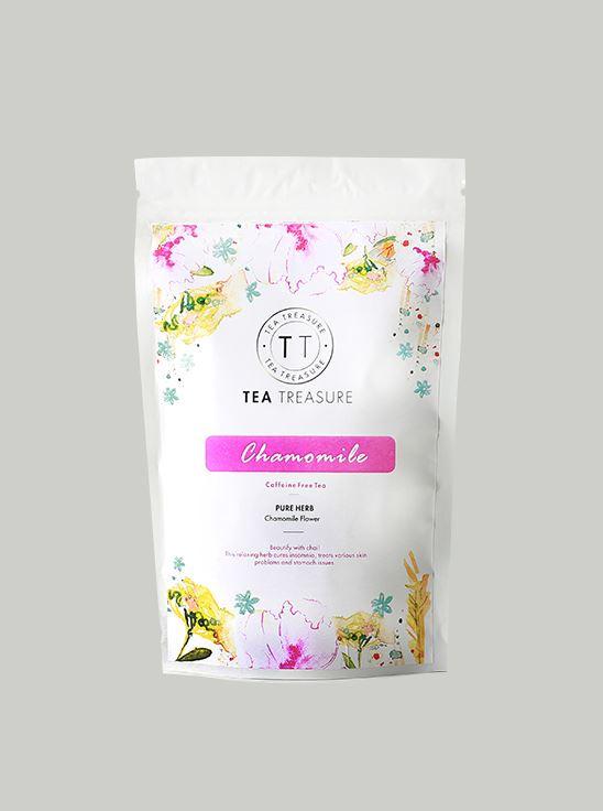 Picture of TeaTreasure Pure Chamomile Tea - 50 g