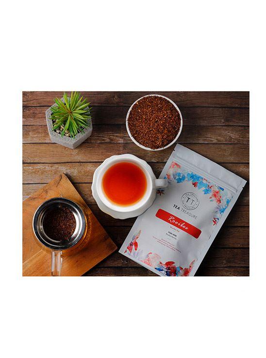 Picture of TeaTreasure Rooibos Red Tea - 50 g