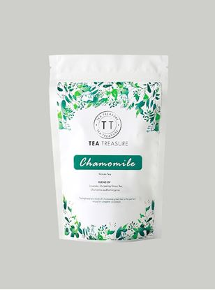 Picture of TeaTreasure Chamomile Green Tea - 50 g