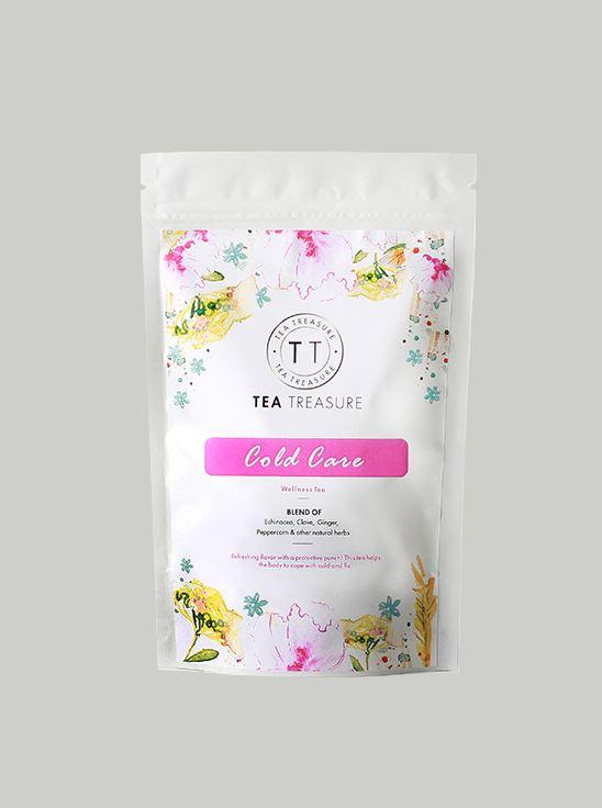 Picture of TeaTreasure Cold Care Wellness Tea - 50 g