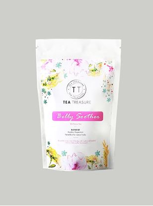 Picture of TeaTreasure Belly Soother Tea - 50 g