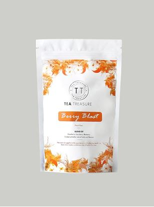 Picture of TeaTreasure Berry Blast Tea - 50 g