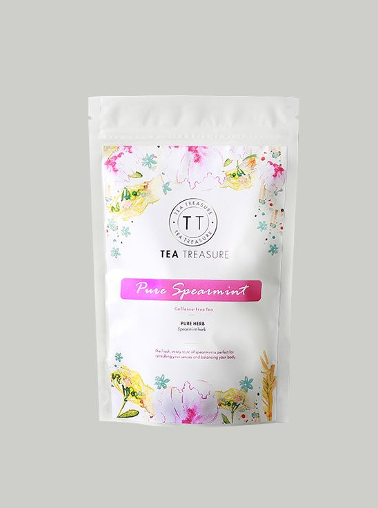 Picture of TeaTreasure Peppermint Infusion Tea - 50 g