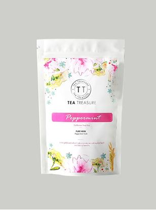 Picture of TeaTreasure Spearmint Herbal Tea - 50 g