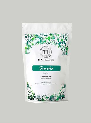 Picture of TeaTreasure Japanese Sencha Green Tea - 100 g