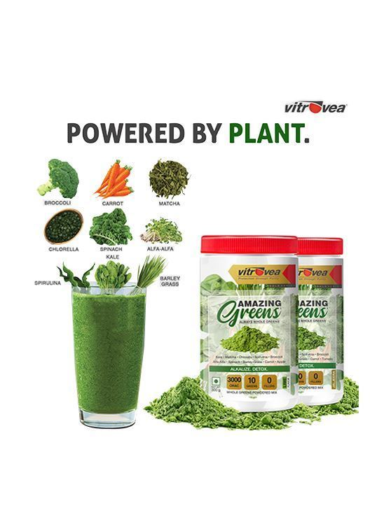 Picture of Vitrovea Amazing Greens Superfood 300g (Lime)