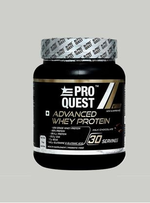 Picture of Proquest Advanced Whey Protein Milk Chocolate - 1Kg